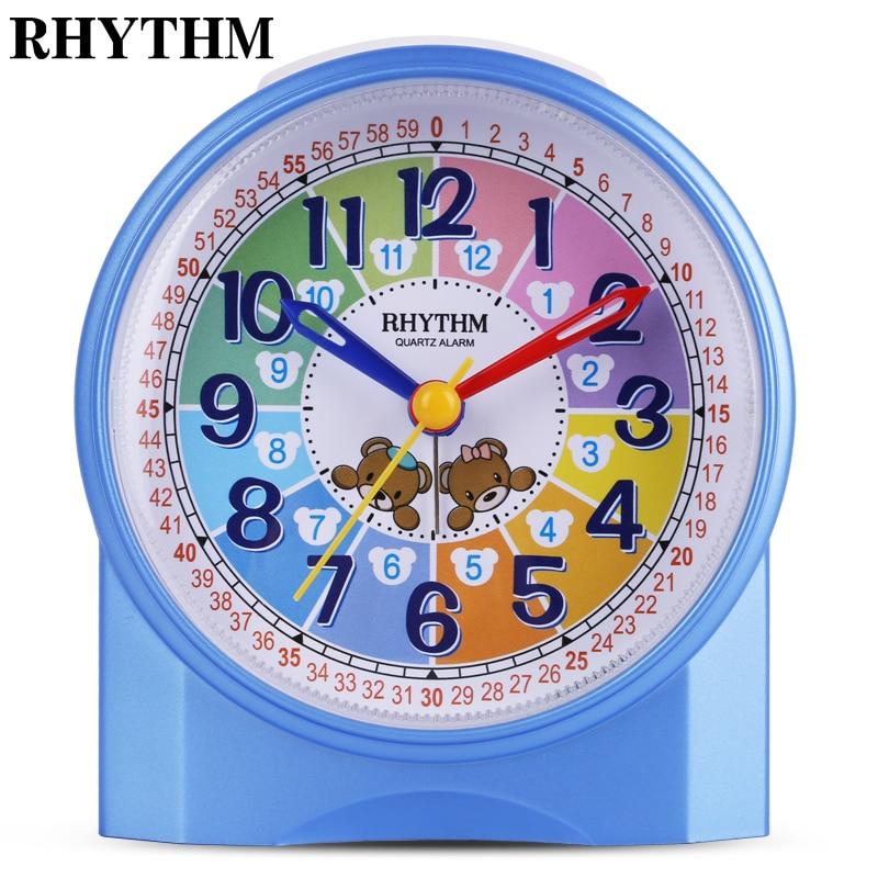 847c2eda ... кварцевый механизм настольные часы · Ритм сигнал тревоги, повтор,  легкая, шелковистая двигаться студент будильник, ребенка будильник Тихая