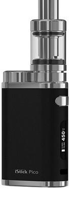 100% Original-Eleaf ISTICK PICO Kit 75W-Firmware Upgradeable Mod Eleaf Melo 3 mini Eleaf Melo 3 tank_6 -  (5)