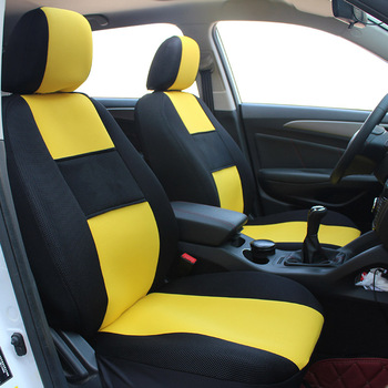 Universal Car seat covers For Toyota  Honda Nissan Mazda Lexus Jeep Subaru Mitsubishi Suzuki  Kia Hyundai Ssangyong accessories