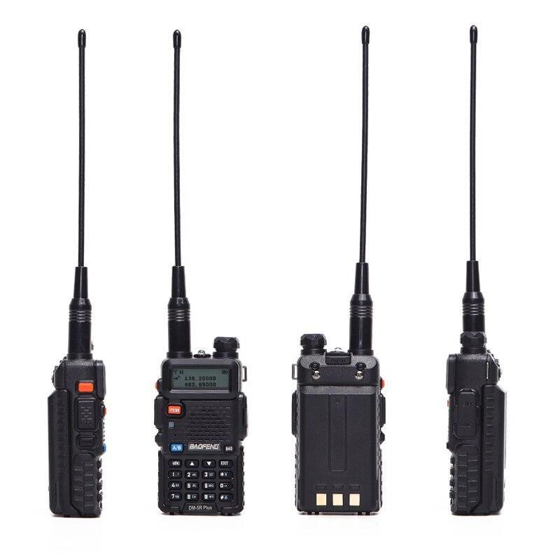 Image 5 - Baofeng DM 5R PLUS TierI TierII Tier2 Repeater Digital Walkie  Talkie DMR Two way radio VHF/UHF Dual Band radio  DM5R PLUSWalkie  Talkie
