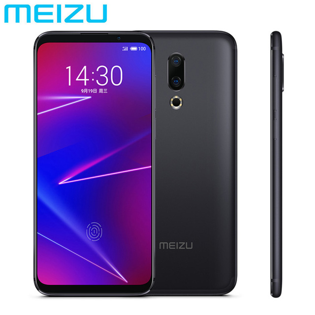 "Original Meizu 16X 4G LTE 6GB RAM 128GB ROM Mobile Phone Snapdragon 710 Octa Core 6.0"" 2160x1080P Full Screen Dual Rear Camera"