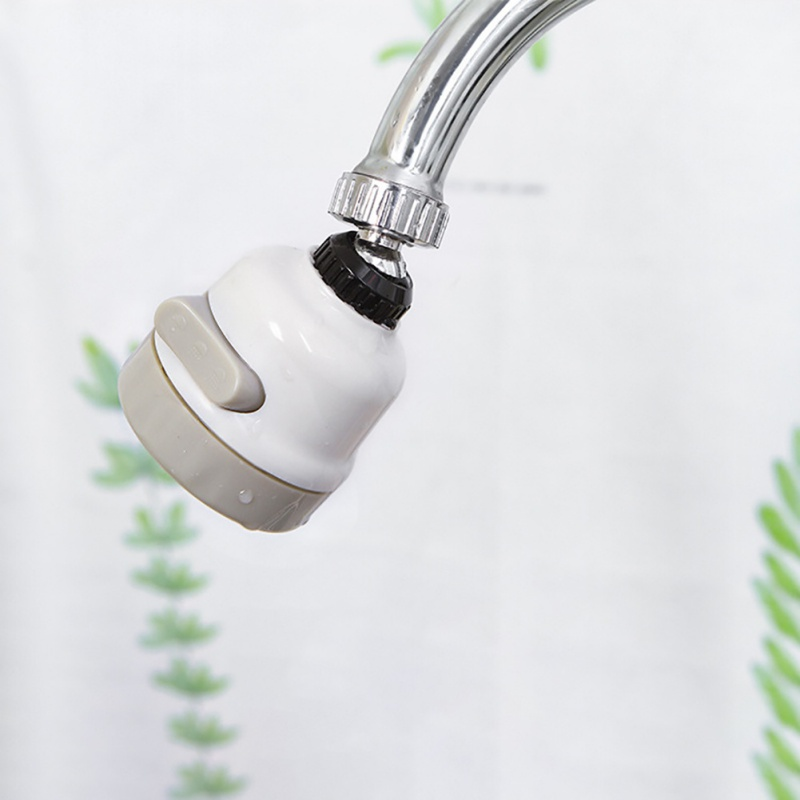 Faucet Booster Shower Household Tap Water Splash Filter Kitchen Water Filter Nozzle Filter Water Saver in Kitchen Faucet Accessories from Home Improvement