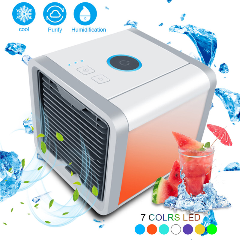 2018 NEW Air Cooler Cheap Arctic Air Cooler Quick & Easy Way To Cool Any Space Air Conditioner Device Home Office Desk