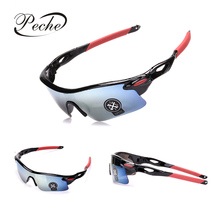 Peche Mens Fishing Eyewear Sunglasses Driving Cycling Glasse