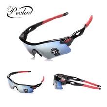Peche Mens Fishing Eyewear Sunglasses Driving Cycling Glasse