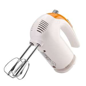 HIMOSKWA 5 Speed Handheld Dough Mixer Egg Beater Food Blender Multifunctional Food Processor 220V Electric Kitchen Mixer