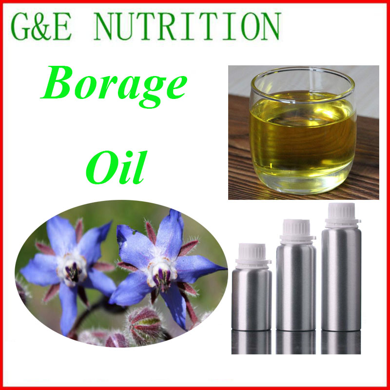 skin care& relieve female abnormal menstruation borage oil with free shipping abnormal psychology 4e