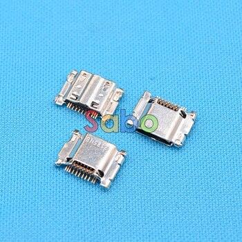 Гнездовой разъем Micro USB 10 шт., 11 контактов для зарядки Samsung Galaxy S3 I9300 I9308 I939 I535 I747 L710