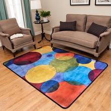 European large size 150x200cm carpet Bedside living room bedroom floor mat non-slip velvet rug custom made creative door mat кошевар д макатерчик а деньги мира