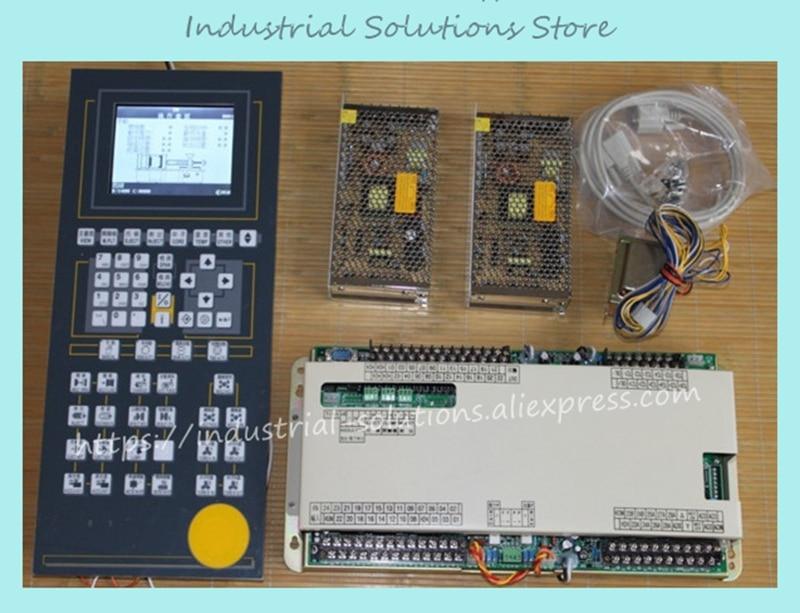 Новый оригинальный текмейшн A62 система управления полный набор контроллер для термопластавтоматов plc ...