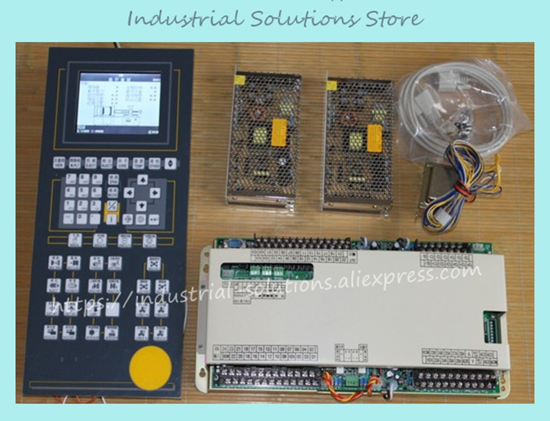 New Original Techmation A62 control system The complete set controller for injection molding machine PLC ...