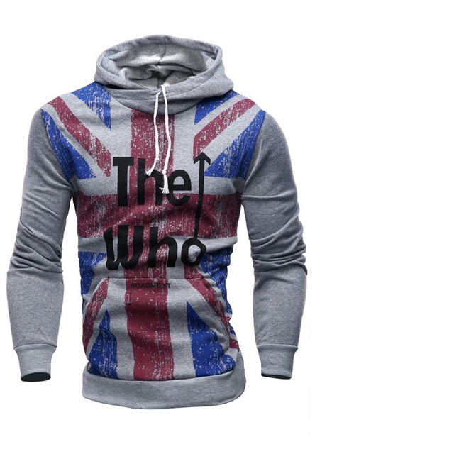 2016 new garment of cultivate one's morality even cap who leisure long-sleeved hoodie printed fleece single male