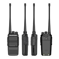baofeng bf 2pcs Baofeng BF-868plus Talkie Walkie UHF 2 דרך הרדיו BF-898 5W UHF 400-470MHz 16CH במקלט נייד עם אייר אפרכסת (4)