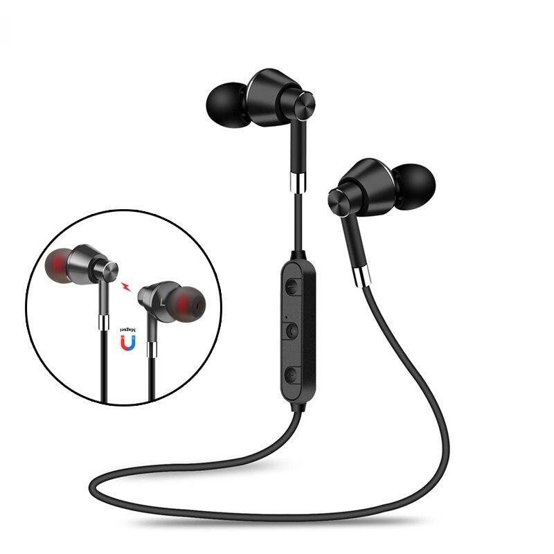 Sport Bluetooth Earphone Wireless Headphones Earphones With Mic For Irbis SP52 SP58 SP510 OnePlus 3 3T 5 5T 6 6T 6T McLaren