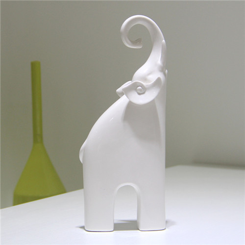 Best Selling Products Home Decor Bedroom Cheap Ceramic: Popular White Elephant Figurines-Buy Cheap White Elephant
