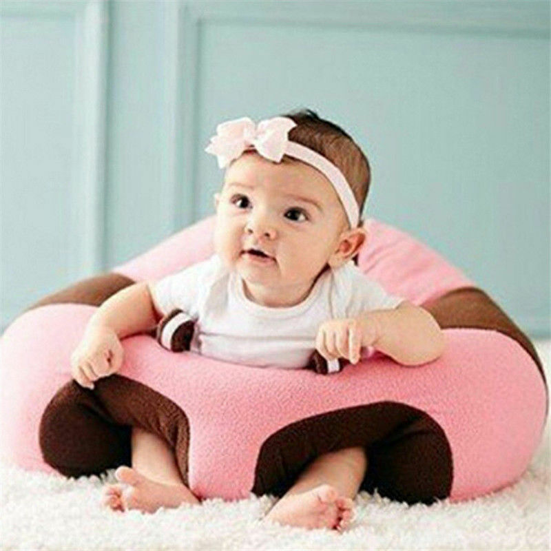 Soft Infant Baby Support Cushion Seat Chair Sofa 0 - 6 Months