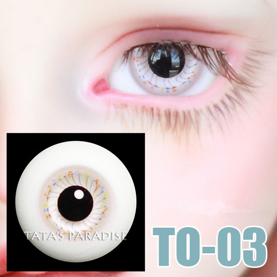 Free shipping Doll <font><b>eyes</b></font> black <font><b>Eye</b></font> pupil striped <font><b>eyes</b></font> for <font><b>1/3</b></font> 1/4 1/6 <font><b>BJD</b></font> SD DD Uncle doll safety <font><b>eyes</b></font> doll accessories TO-03 image