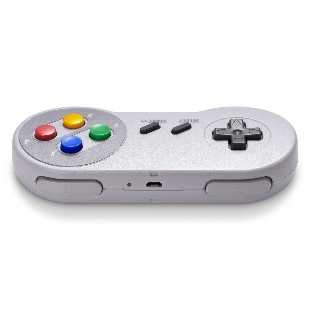 Wireless Gamepad game controller joypad joystick SNES 2.4G for Nintendo classic MINI game accessoires (5)
