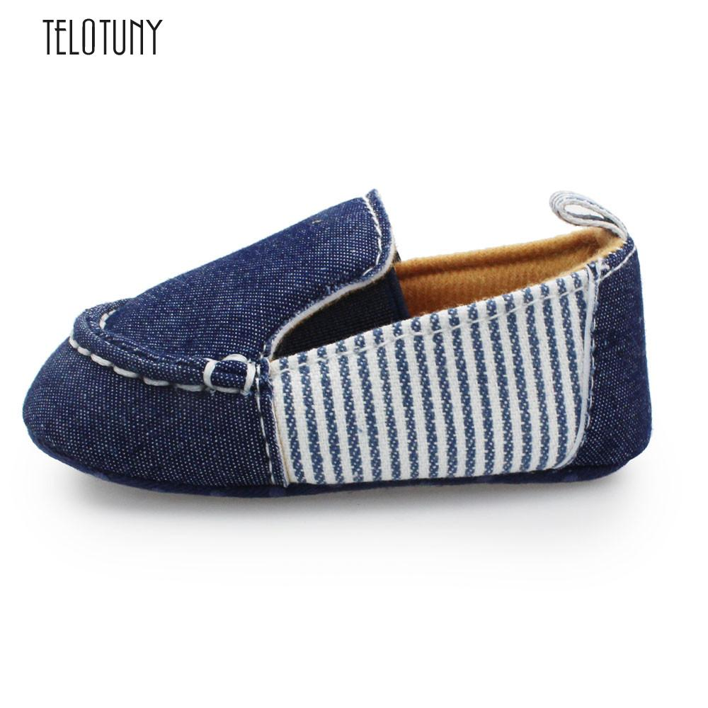 TELOTUNY Baby Infant Kids Girl boys Soft Sole Crib Toddler Newborn Shoes comfortable Canvas daily use Unisex S3FEB23