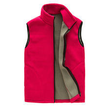Mountainskin 2017 Men's Spring Fleece Softshell Vest Outdoor Coat Hiking Climbing Trekking Fishing Male Sleeveless Jackets MA125