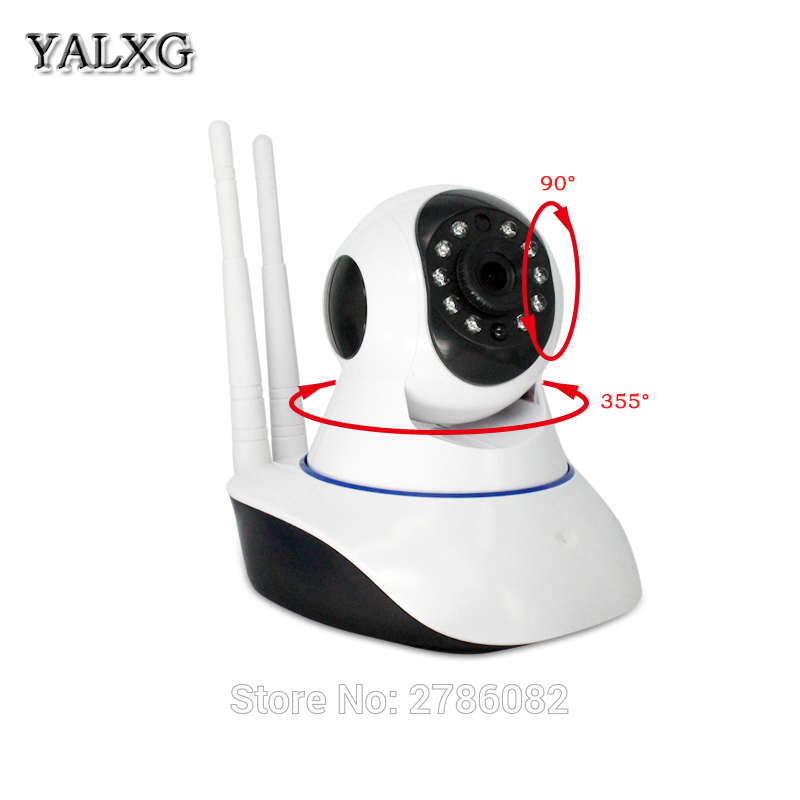 ФОТО Yalxg New Wireless WiFi HD 1080P IP Camera Home Security Network CCTV Night Vision System Support IOS/Android ONVIF DVR