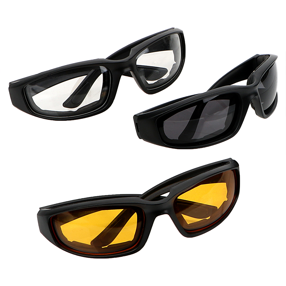 LEEPEE Car Night-Vision Glasse  UV Protection Motocross Goggles Night Drivers Goggles Protective Gears Sunglasses Anti Glare