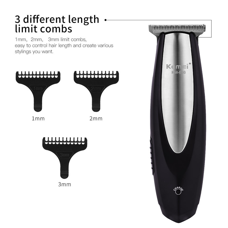 Kemei Professional Electric Haircut Cutting Machine Men Barber Hair Trimmer Stainless Steel Blade Men  Rechargeable Hair CutterKemei Professional Electric Haircut Cutting Machine Men Barber Hair Trimmer Stainless Steel Blade Men  Rechargeable Hair Cutter