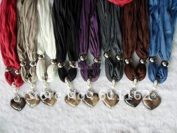 2018 Pendant necklace scarves shawls womens scarves novel scarves cotton fashion scarves 24pieces lot фото
