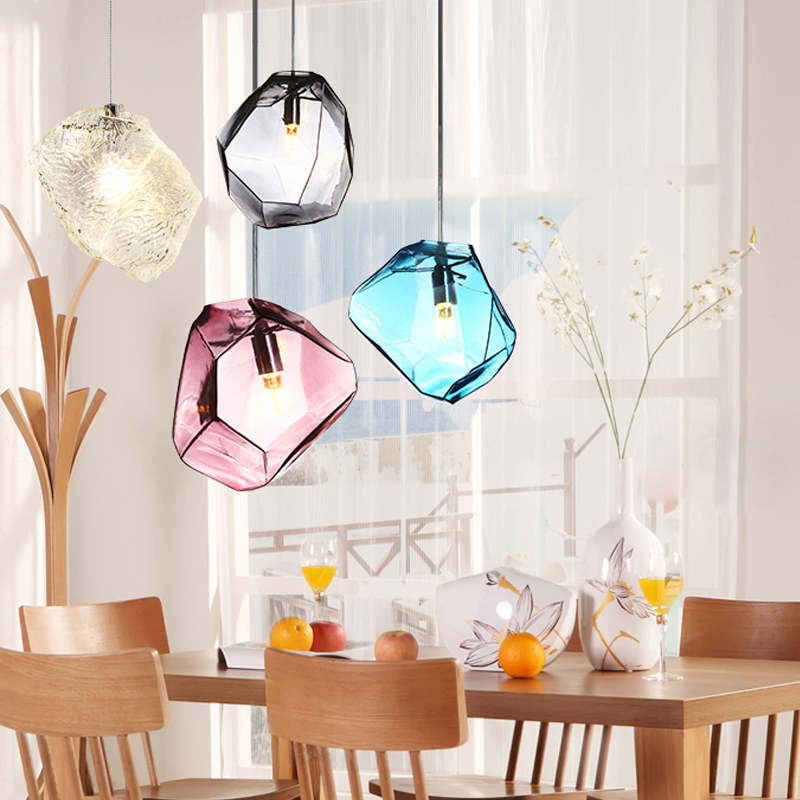 Creative personality g9 beads pendant lights multi color pendant creative personality g9 beads pendant lights multi color pendant lamp for dinning room bar home decoration in pendant lights from lights lighting on aloadofball Images