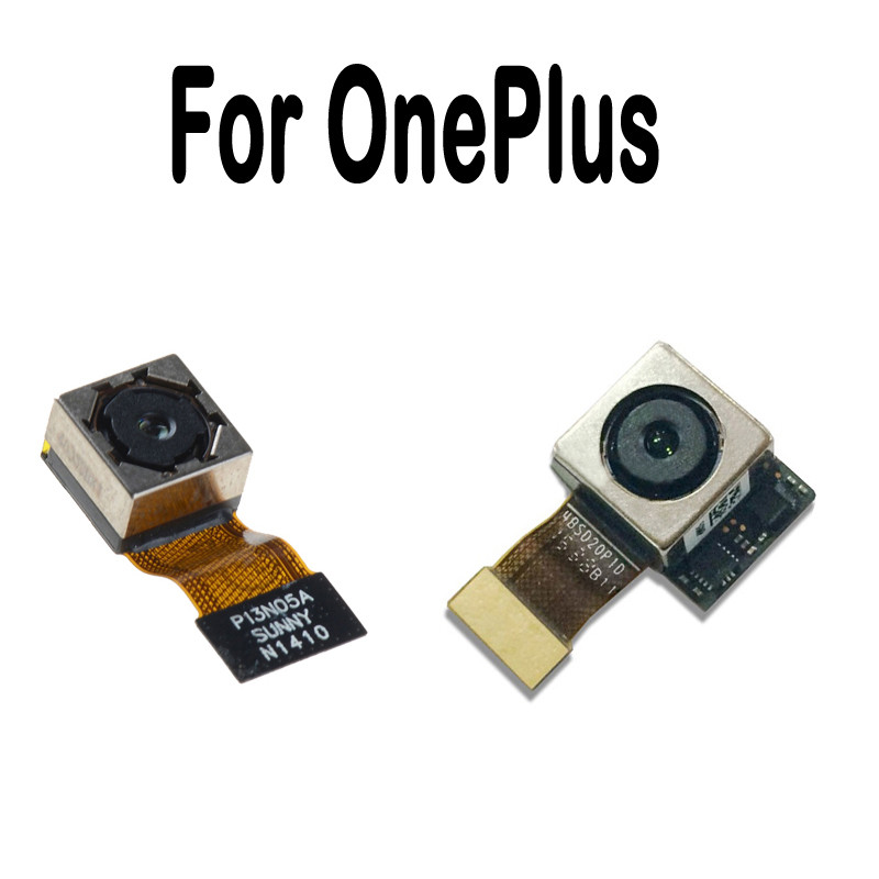 Main Rear <font><b>Back</b></font> Camera Module Flex Cable Ribbon For <font><b>OnePlus</b></font> 2 TWO A0002 <font><b>ONE</b></font> 1 <font><b>A0001</b></font> Replacement Parts image