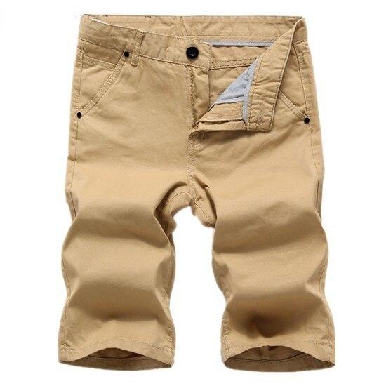 cdeb01cb6e4 Бесплатная доставка летние мужские повседневные брюки-карго тонкий ...