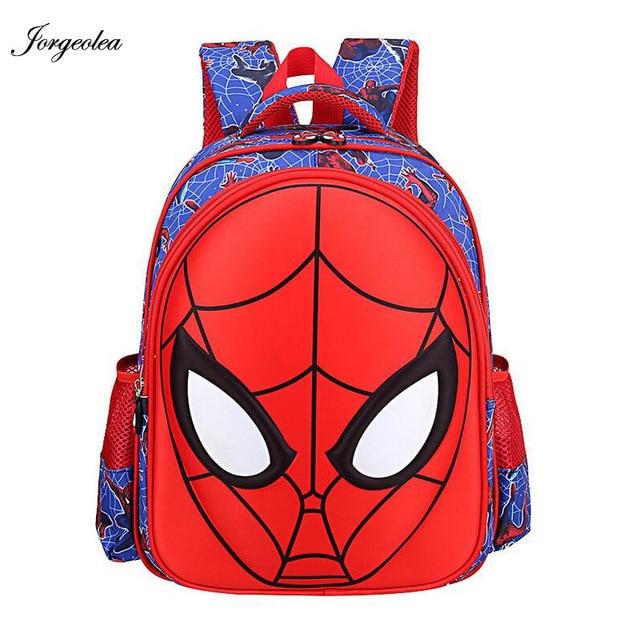 3 Colors For Kindergarten Little Kid School Backpack Kids  Schoolbags School Bags for Girl and Boy Backpack Boy's Backpacks