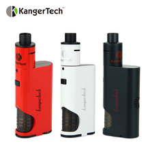 100% Original Kanger Dripbox Starter Kit E cigarette 60W Subdrip Tank 7ml and Dripmod Adjustable Airflow Mod Vape No Battery