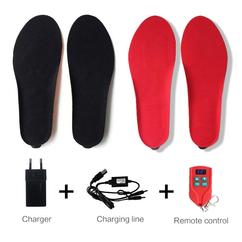 New USB elektronik pemanas sol untuk sepatu pria wanita boot Jenis - Aksesoris sepatu - Foto 4
