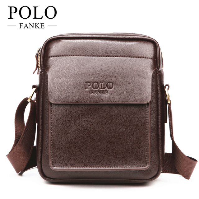 0fc22814b9d6 Men Designer Mens Bag Fashion Brand PU Leather Bags Briefcase Business  Shoulder Crossbody Messenger Bags For Men VP-10
