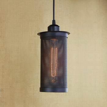 Nowoczesny Edison Osobowość Oświetlenie Przemysłowe Licznik U Nas Państwo Lampy W Stylu Vintage Wisiorek światła Lampa Wisząca żarówki Edisona AC 110-220 V