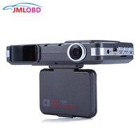 2 in 1 360 Degree Auto Radar Detectors Camera HD Dash Cam G Sensor Safety Anti Police Speed Control Vehicle Radar Detection