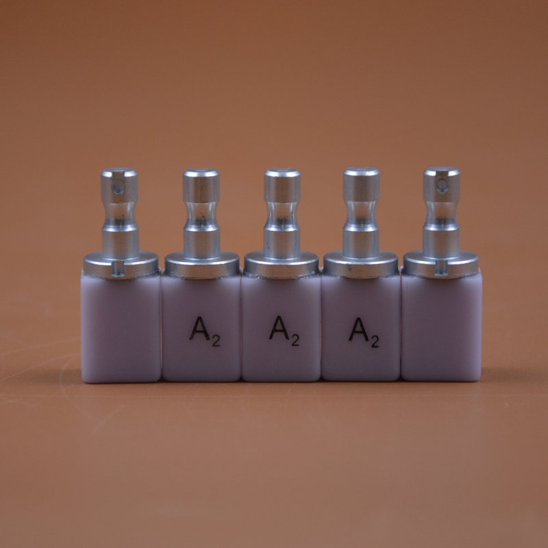 US $209 87 |5 Pieces B32 LT HT Dental lithium disilicate Glass Ceramic  Blocks CEREC Blocks emax copy for Dental Bridges on Aliexpress com |  Alibaba