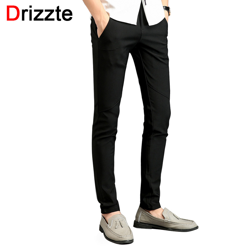 Online Get Cheap Fitted Dress Pants Men -Aliexpress.com | Alibaba ...