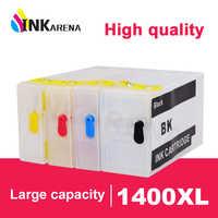 PGI-1400 PGI 1400XL recharge cartouche d'encre pour Canon maxify MB2040 MB2140 MB2340 MB2740 cartouches d'encre imprimantes PGI-1400XL