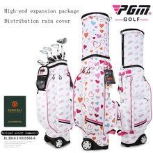 Pgm Высококачественная женская спортивная сумка стандартная