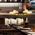 Sala de estar Bar Restaurante Continental Lustre País da América Estilo Retro Seis Roda Gigante Industrial
