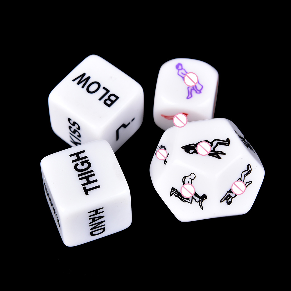 Hot Selling 2017 1 PCS Funny Sex Dice 12 Positions Sexy Romance Love Humour Gambling Adult Games Erotic Craps Pipe For Couples fifty shades darker набор для игр darker principles of lust romance couples kit