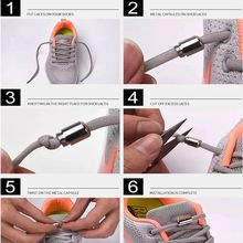 """How to hide shoelaces with the """"Screw-Ups"""""""