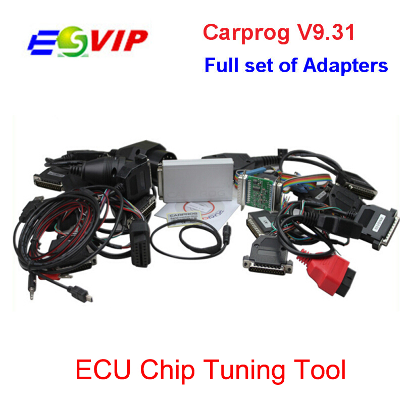 Quality A+ Auto repair tool CARPROG Full V9.31 programmer carprog all softwares(Car Radio/Odometers/Dasgboards/mobilizers