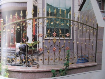 How Much Iron Fencing Material I Need Average Wrought Iron Fence Cost Wrought Iron Fence Painting Cost