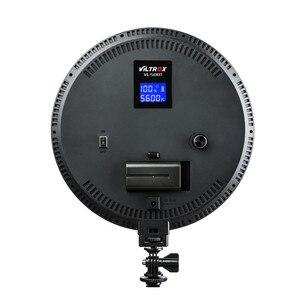 Image 3 - VILTROX VL 500T 25W LED แหวน Studio โคมไฟ Slim Bi สี Dimmablet สำหรับกล้องถ่ายภาพ YouTube วิดีโอสด