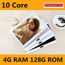 2018 New 10 inch 4G LTE Tablets Deca Core Android 7 0 RAM 4GB ROM 64GB