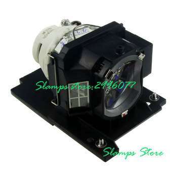 цена на High Quality DT01051 /CPX4020LAMP Projector Compatible lamp with housing for HITACHI CP-RX78/RX78W/RX80/RX80W,ED-X24