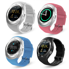EnohpLX Y1 Smart Watch 1.54″ Touch Screen Fitness Activity Tracker Sleep Monitor